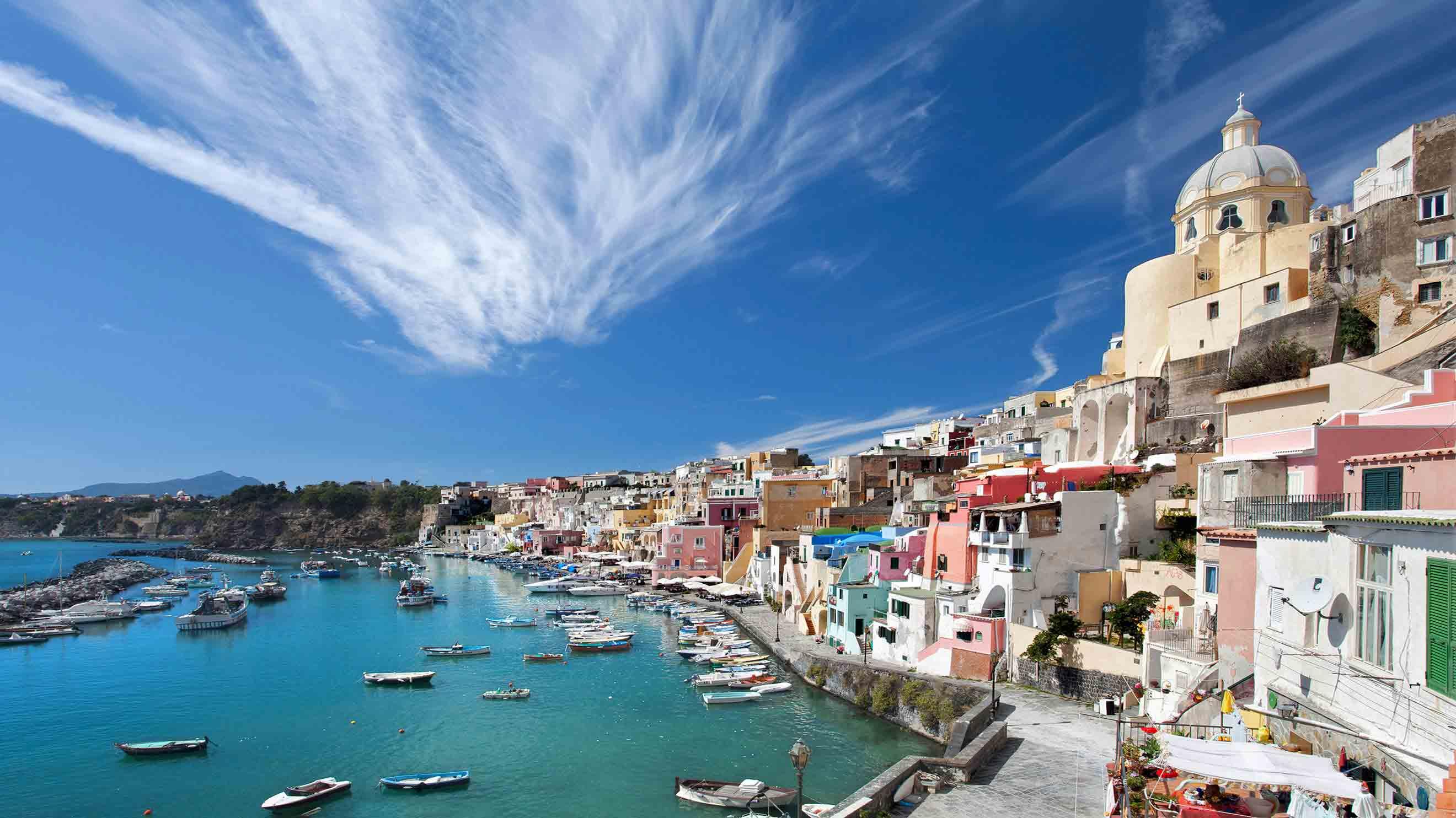 Vacanze a Isole di Ischia e Procida | Viaggio a Isole di Ischia e ...