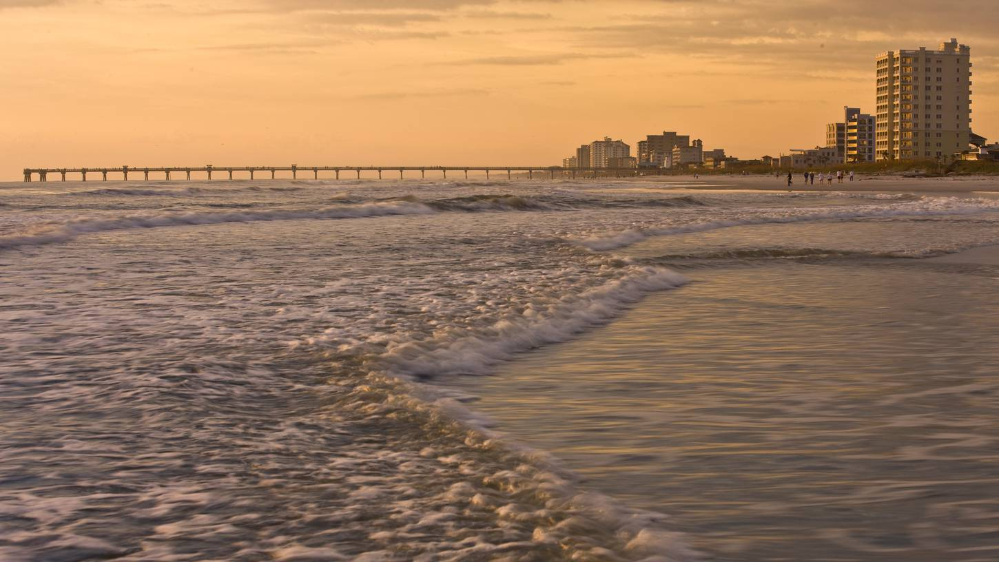 Cheap Flights To Jacksonville Florida 134 17 In 2017