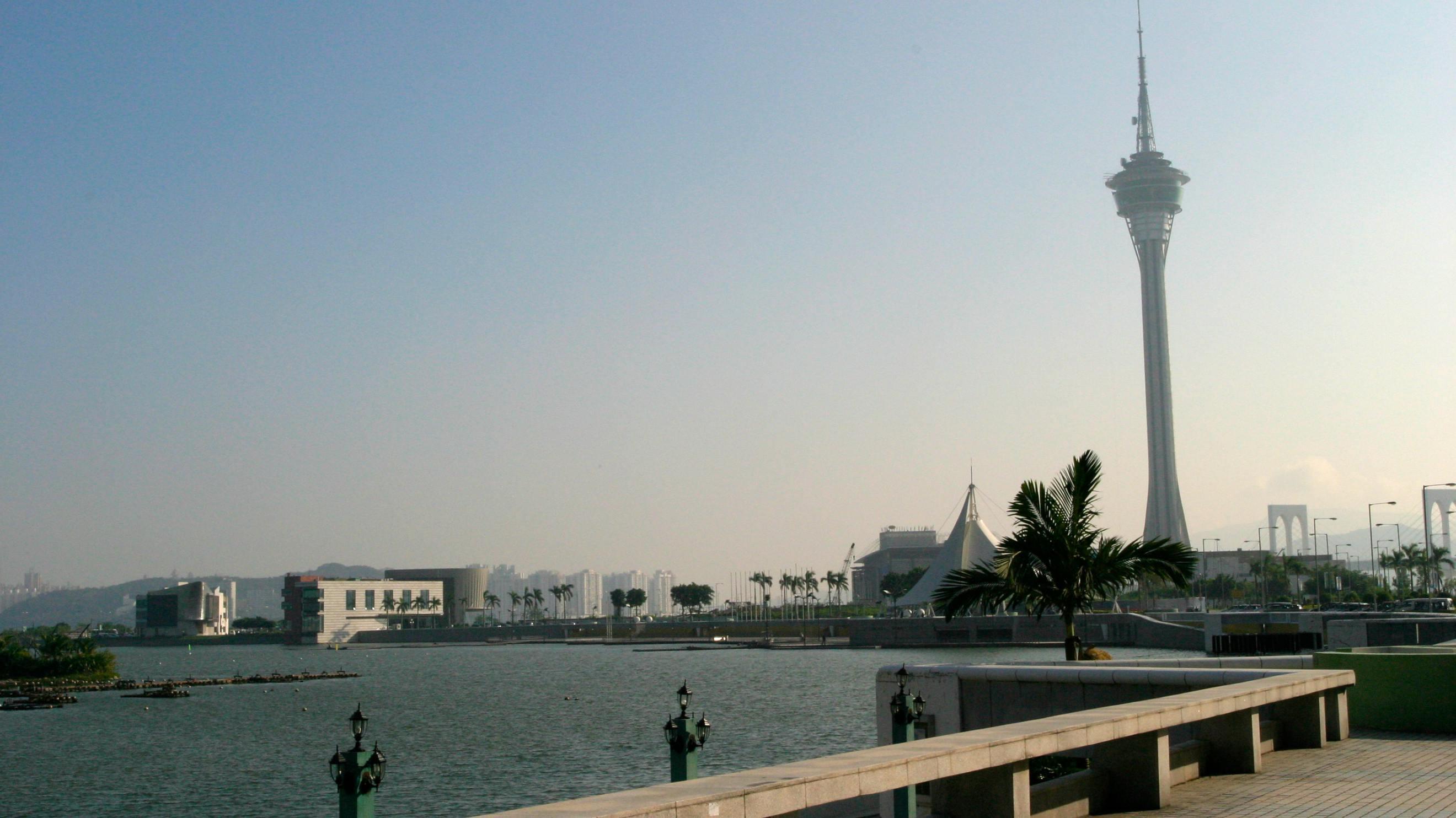 Flug Nach Macau
