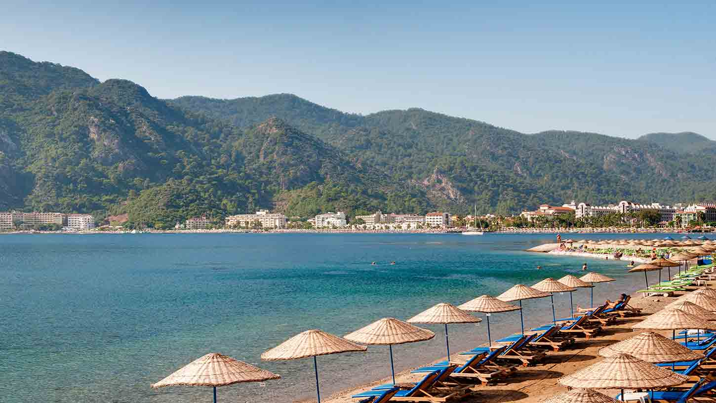Cheap Hotels And Flights To Marmaris