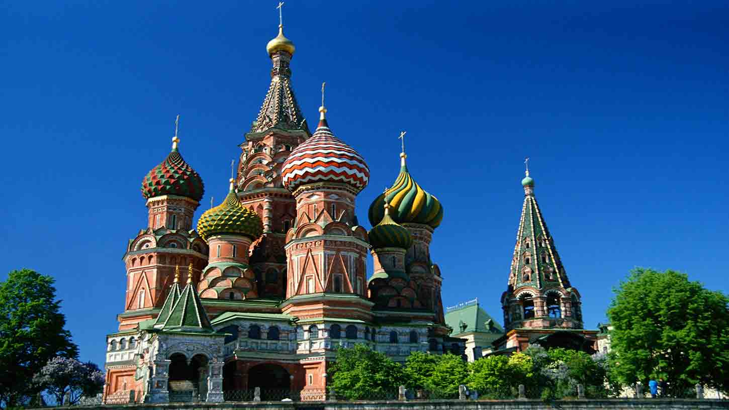 Moscow Hotels Booking