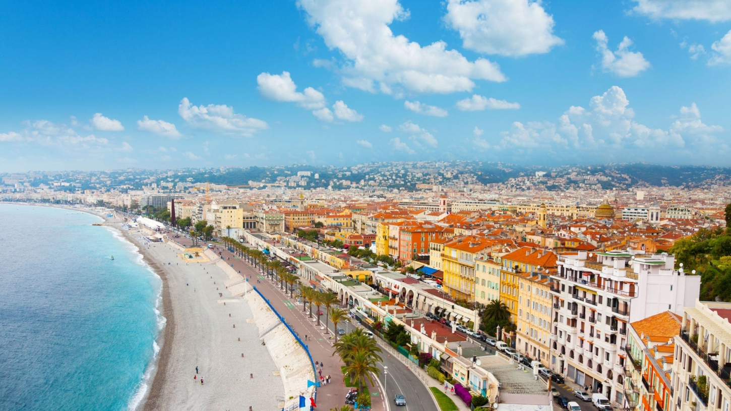 Top 10 nice hotels from ca 49 for Best hotels in nice