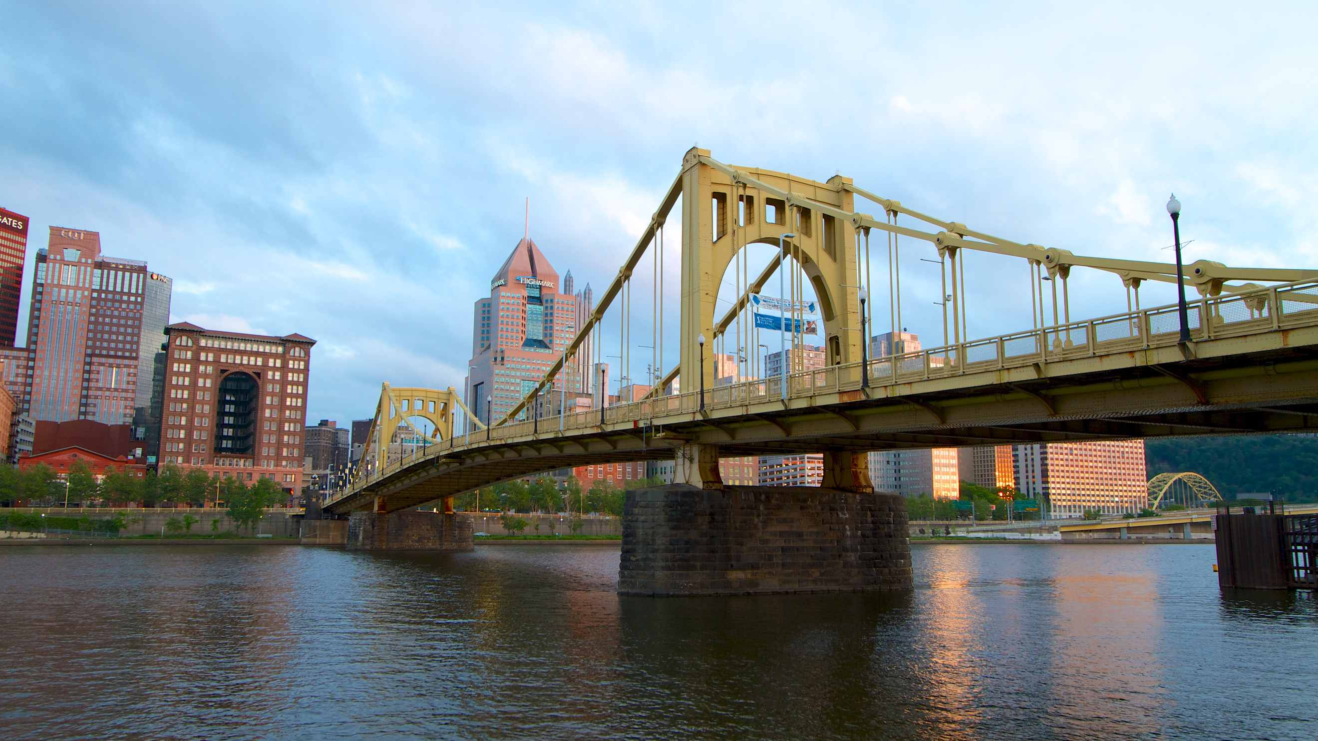 Cheap Flights to Pittsburgh, Pennsylvania (PIT Airport) $186