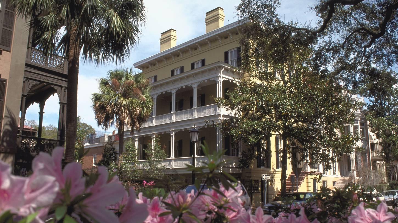 Savannah Cheap Hotels Downtown