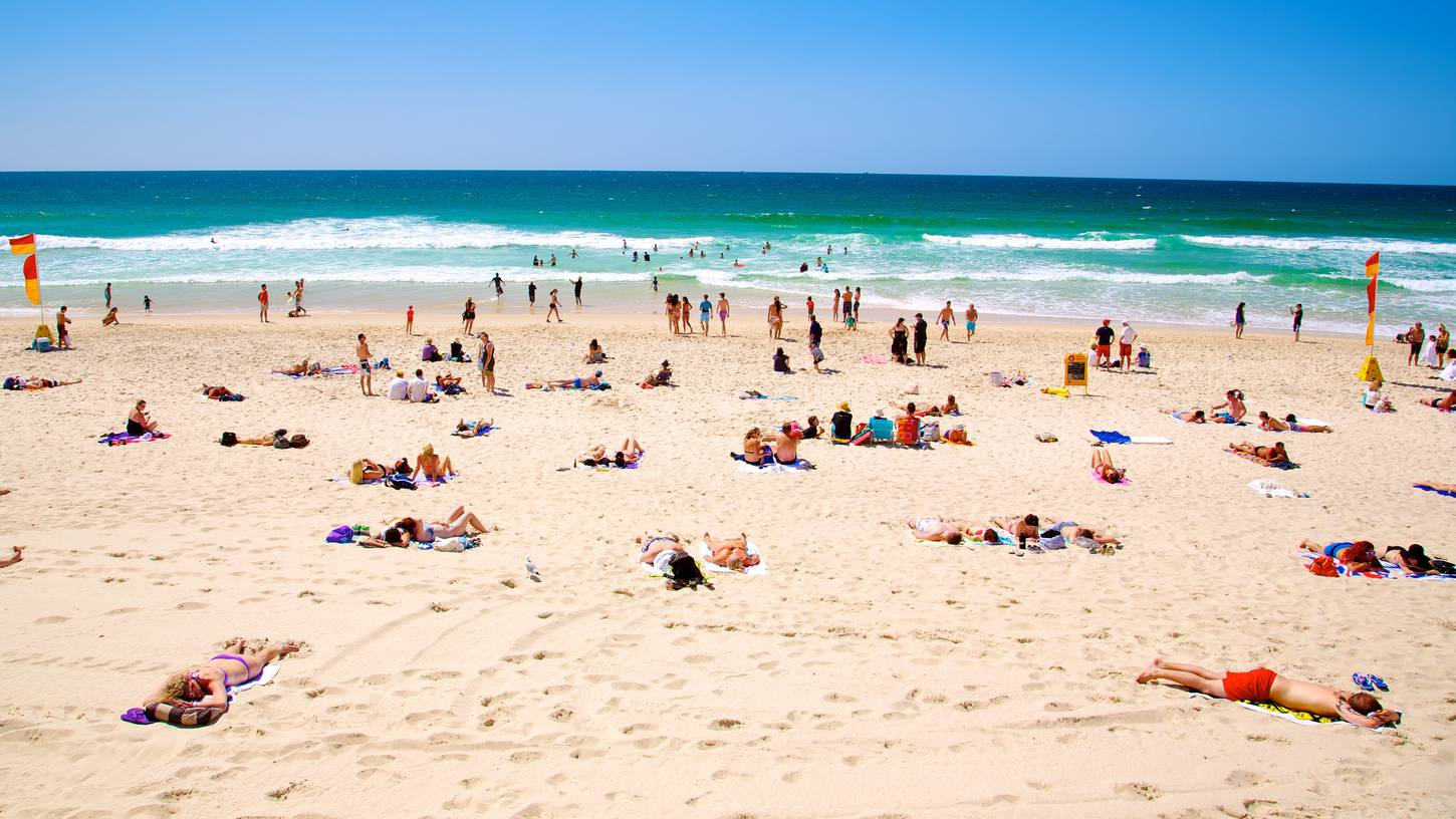 Cheap Flights To Surfers Paradise Queensland 231 86 In
