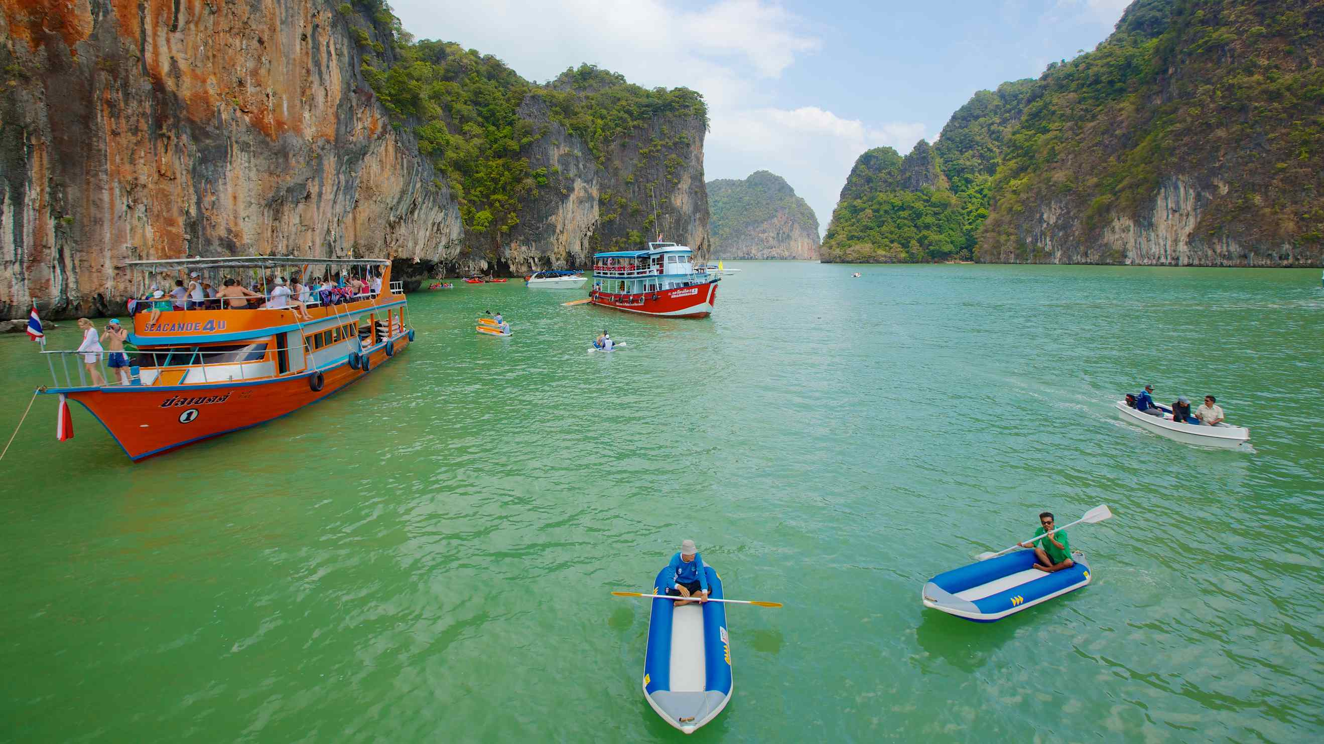 Thailand Vacations: Package & Save up to $583 in 2019
