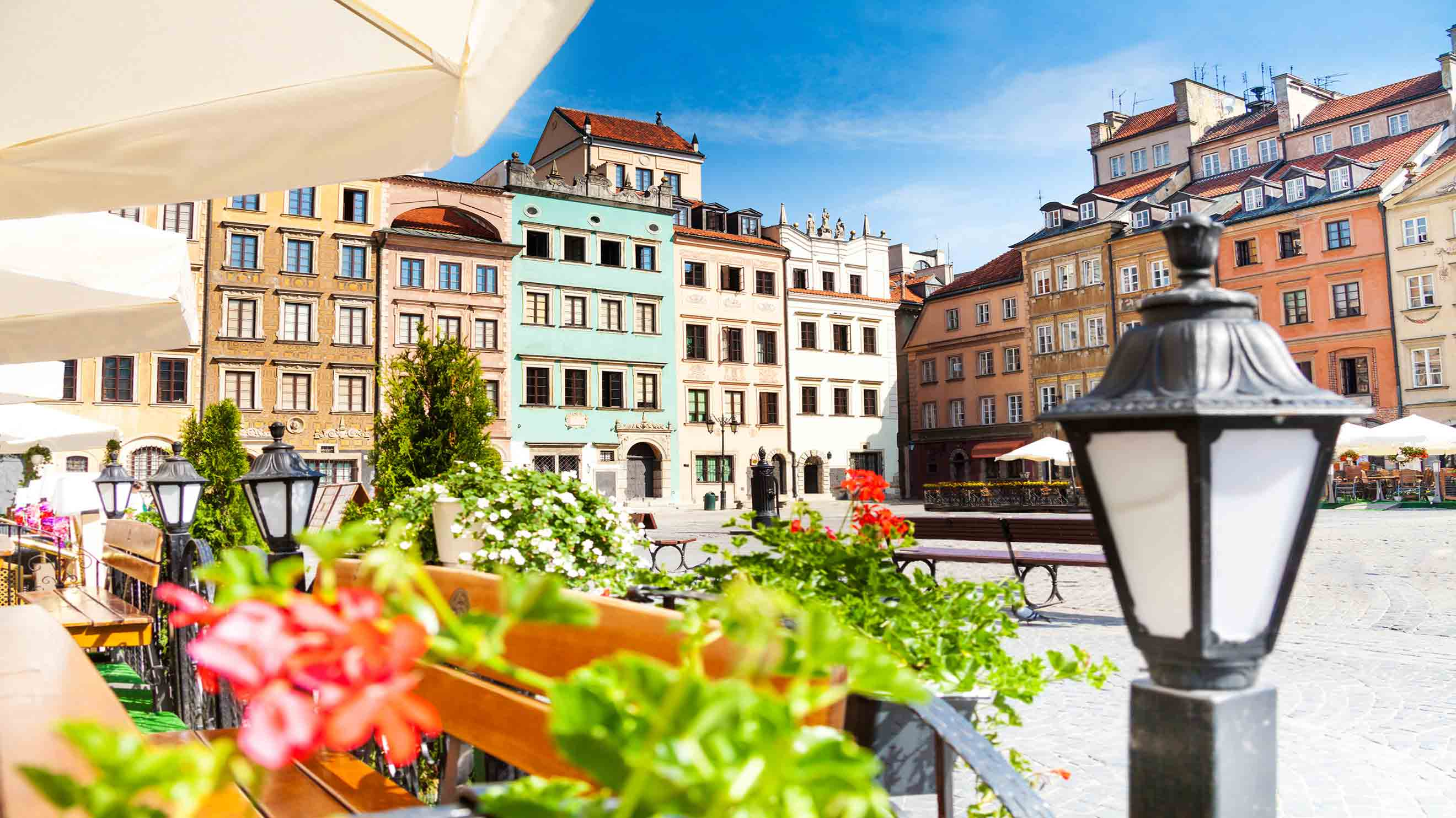 Beste Hotel Warsaw