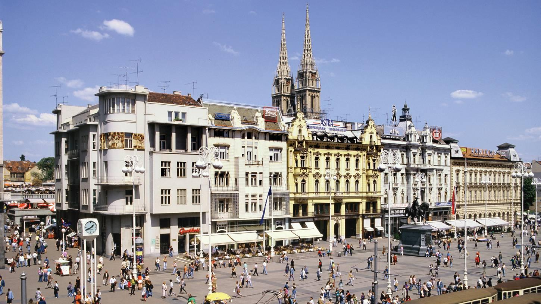 Zagreb Flug Und Hotel