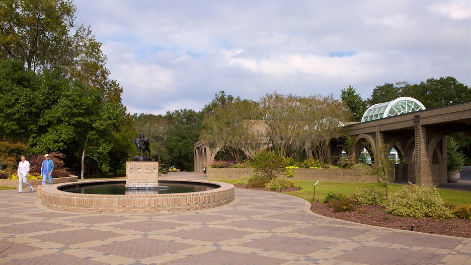 Brookgreen Gardens Punti Di Interesse A Myrtle Beach Con