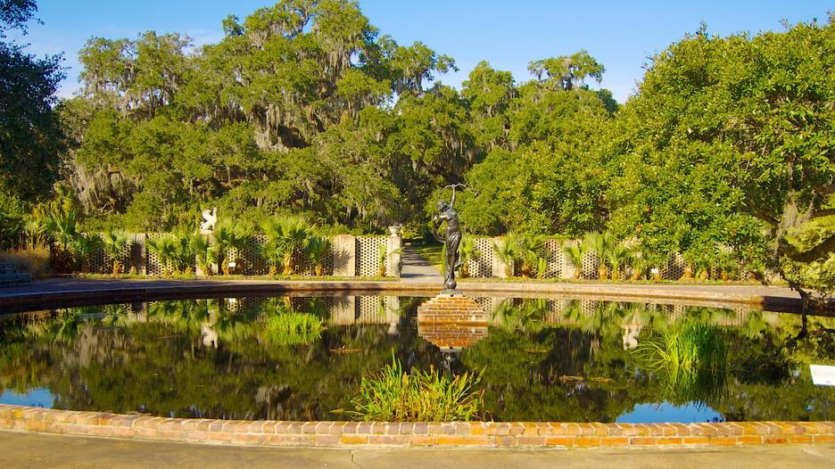 Brookgreen Gardens In Murrells Inlet South Carolina