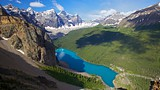 Lake Minnewanka - Alberta - Tourism Media