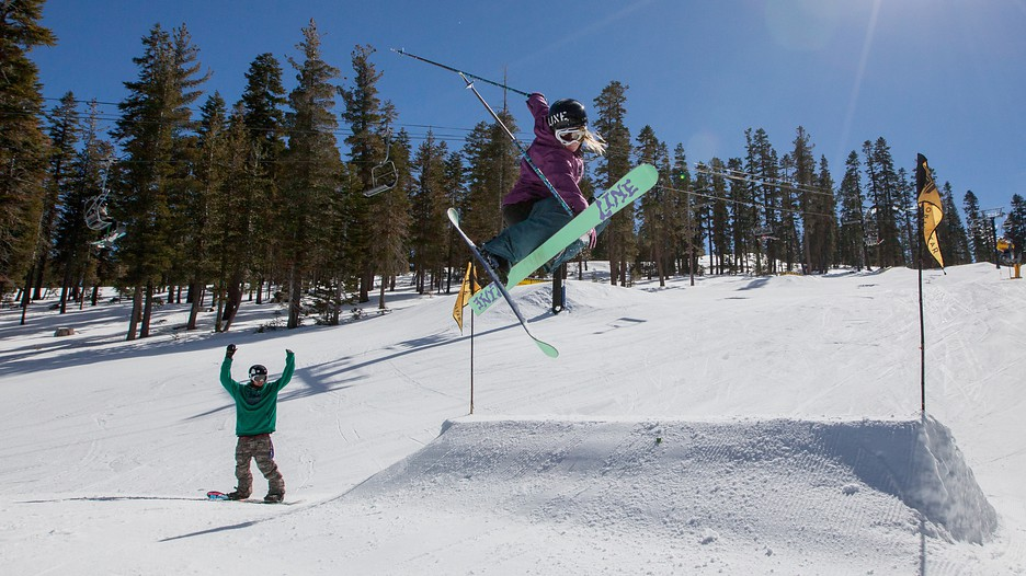 Snowboarding deals tahoe