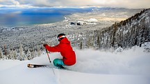 Heavenly Ski Resort - Lake Tahoe