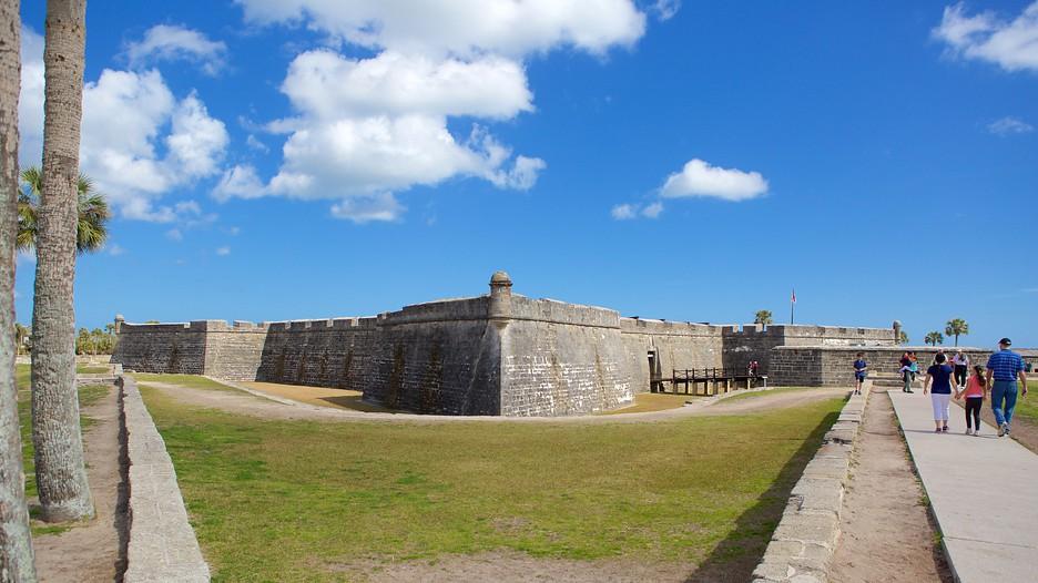 castillo de san marcos st augustine: