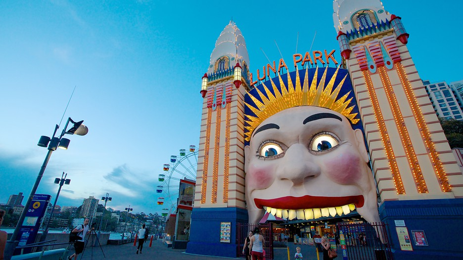 More Information About Luna Park