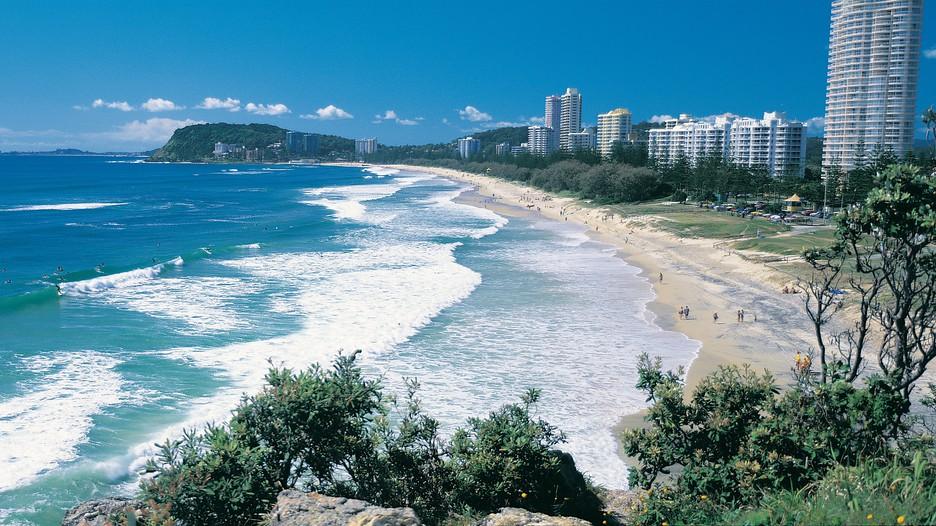 Burleigh Beach - Gold Coast, Queensland Attraction | Expedia.com.au