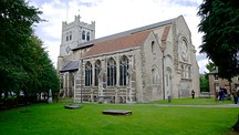 Waltham Abbey Church - Waltham Abbey