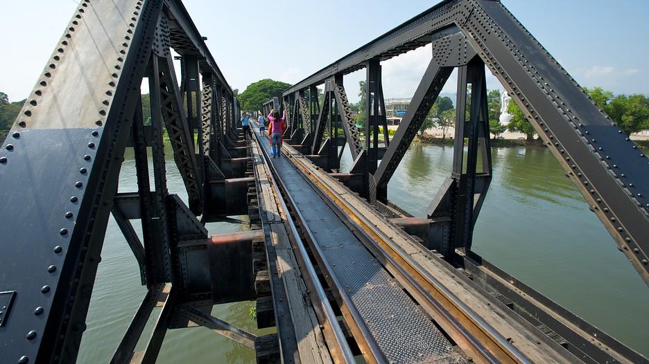 Bridge Over the River Kwai in Kanchanaburi,  Expedia