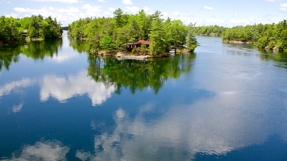 St Lawrence Islands National Park In Brockville Ontario