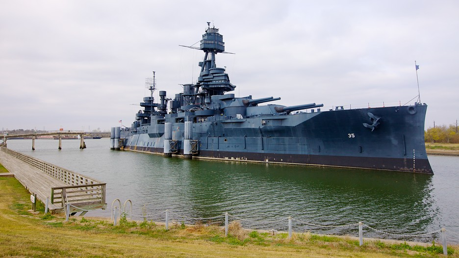 Battleship Texas In Channelview Texas Expedia Ca