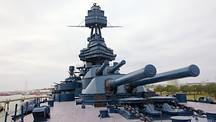 Battleship Texas - Houston
