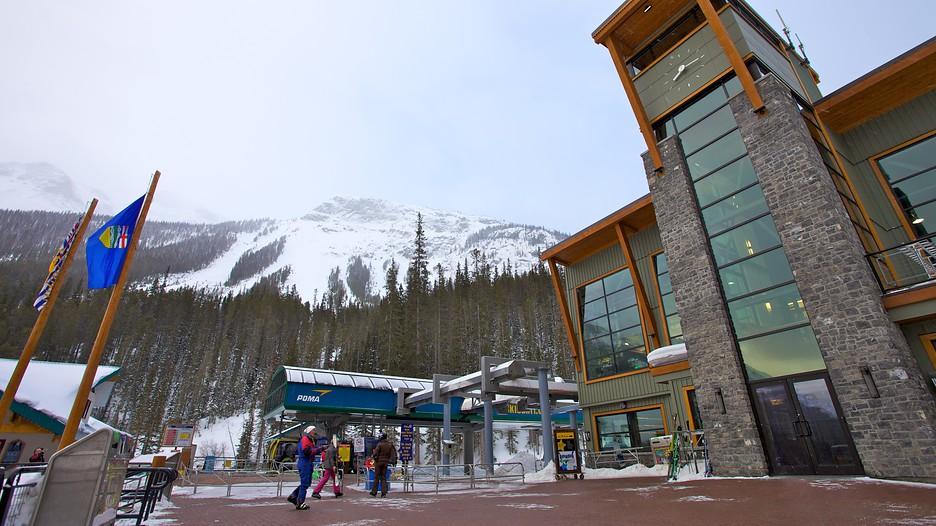 Sunshine Village In Banff Alberta Expedia Ca