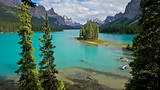 Maligne Lake - América del Norte - Tourism Media