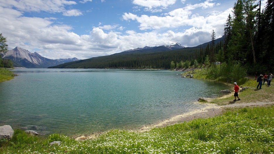 medicine lake in jasper alberta expedia ca