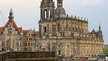 Dresden Cathedral - Dresden