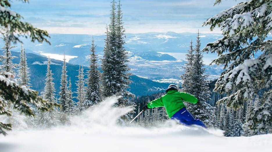 Silver star mountain resort in vernon british columbia for Silver mountain cabins