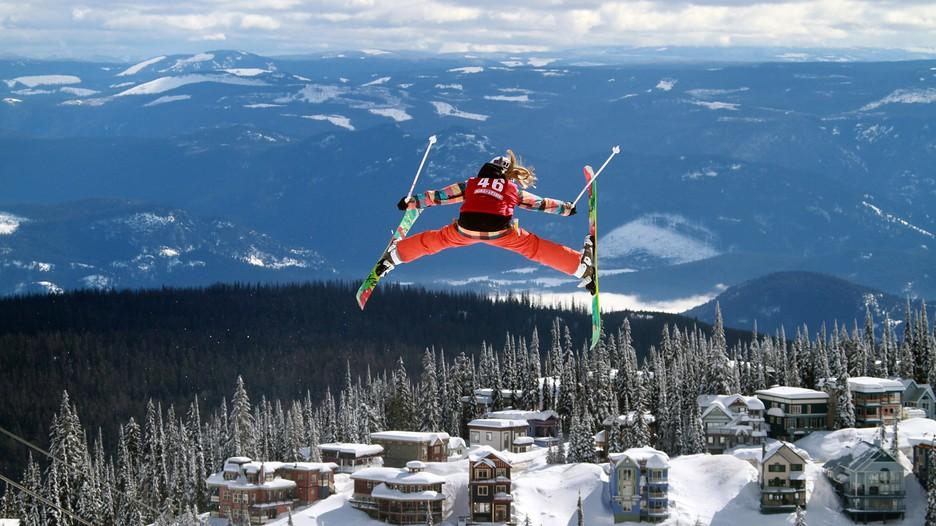 Silver Star Mountain Resort In Vernon British Columbia