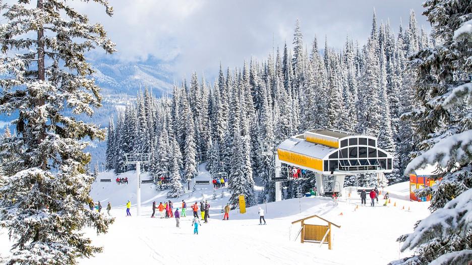 Silver star mountain resort vernon british columbia for Silver mountain cabins