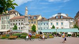 Piazza Walther - Alto Adige - South Tyrol - Tourism Media