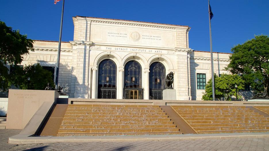 Detroit Institute Of Arts In Detroit Michigan Expedia Ca