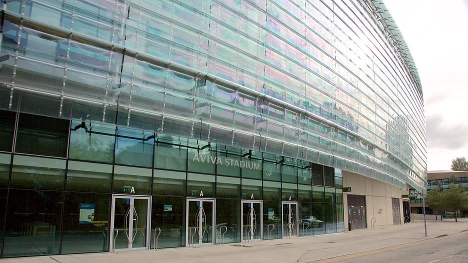 Hotels Close To Aviva Stadium