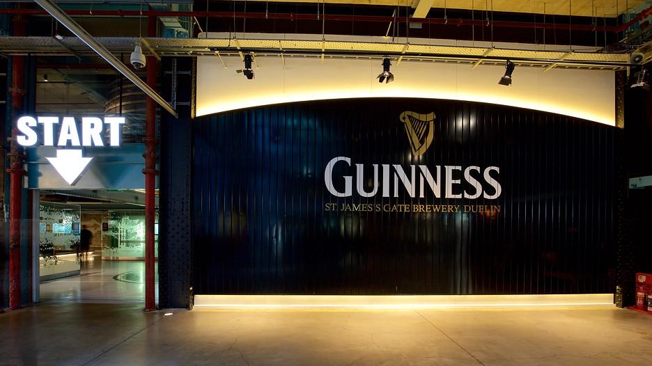 Ireland Brewery Tour Vacation