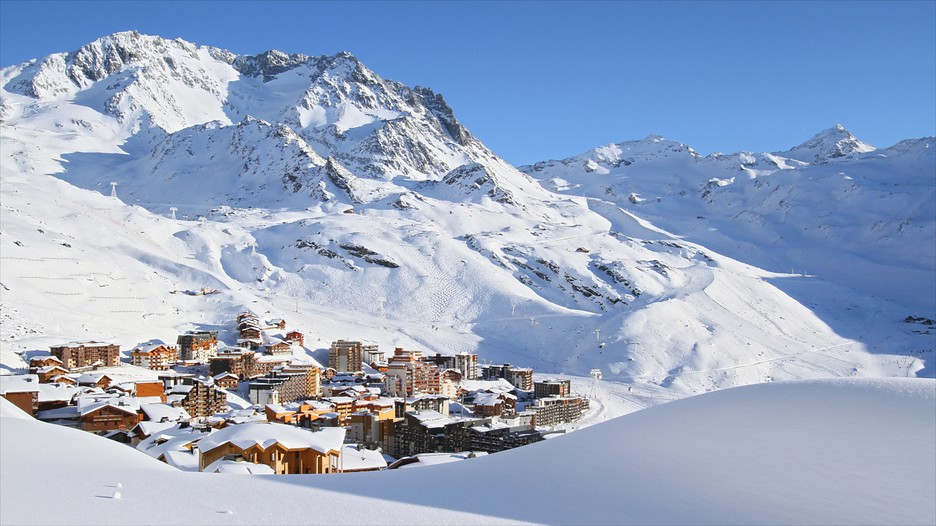 Val thorens ski resort saint martin de belleville - Office de tourisme saint martin de belleville ...