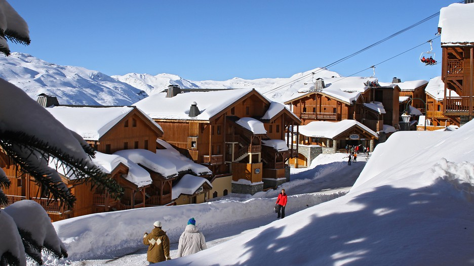 Val thorens ski resort in saint martin de belleville - Office de tourisme saint martin de belleville ...