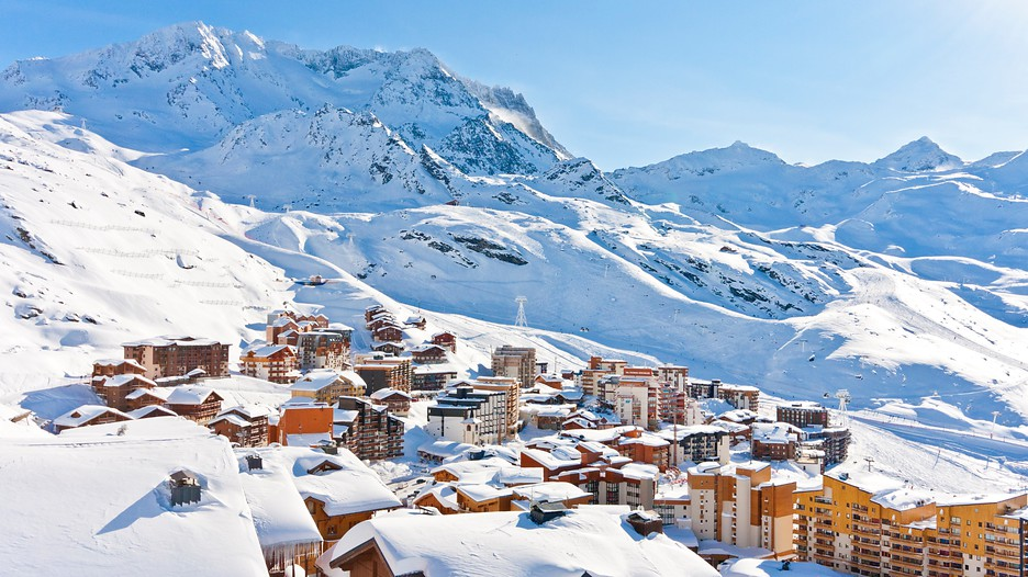 Val thorens ski resort find val thorens france skiing - Office de tourisme saint martin de belleville ...