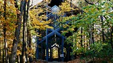 Thorncrown Chapel - Eureka Springs - Photo Courtesy Arkansas Department of Parks and Tourism