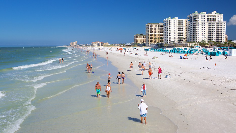 Clearwater Beach Hotel Florida United States