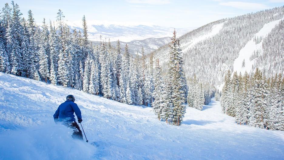 Keystone ski resort in keystone colorado expedia for Cabins in keystone co