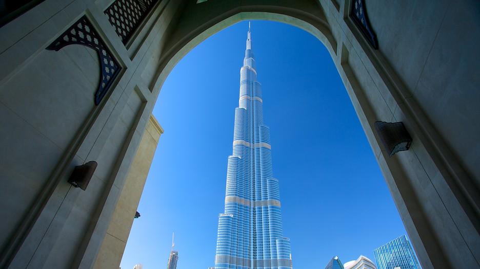 Burj khalifa informaci n de burj khalifa en emirato de for Edificio movil en dubai