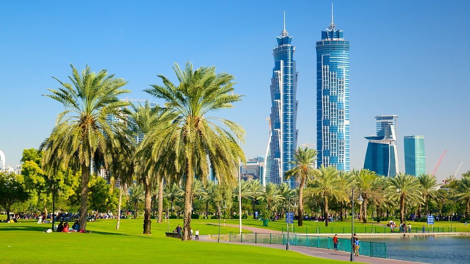 Dubai Vacation Destination