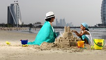 Jumeira Beach and Park - Dubai