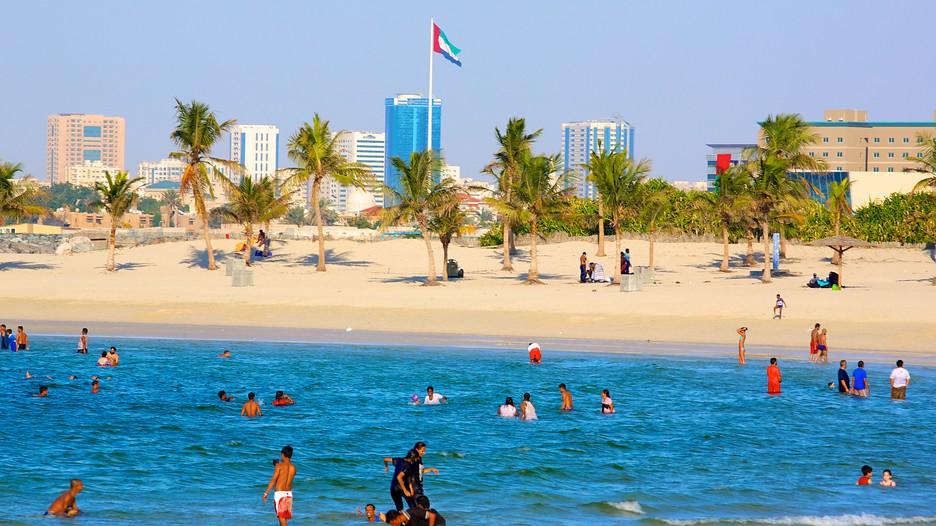 Image result for Al Mamzar Beach make-up