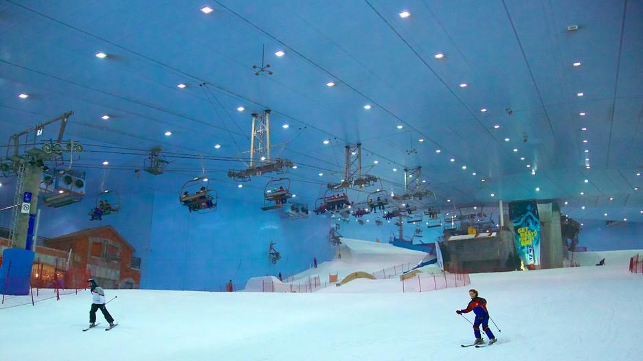 Ski Dubai In Dubai