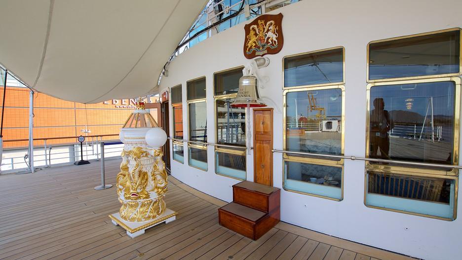 Royal Yacht Britannia In Edinburgh Scotland Expedia Ca