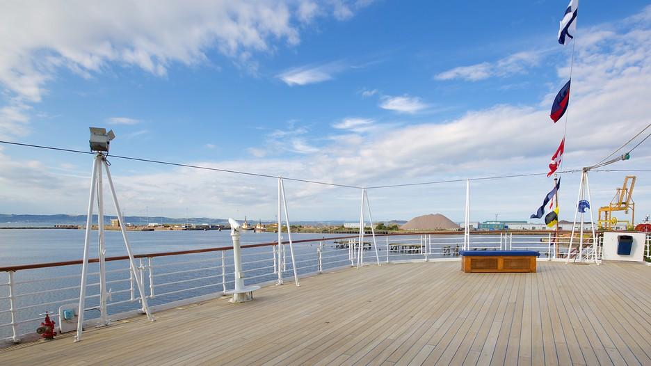 Royal Yacht Britannia In Edinburgh Scotland Expedia