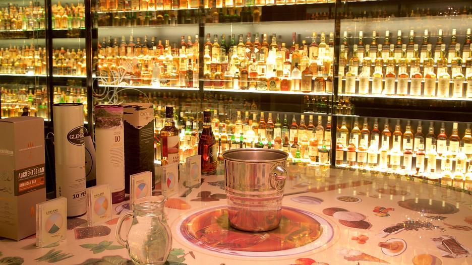 Scotch Whisky Experience Edinburgh Scotland Attraction
